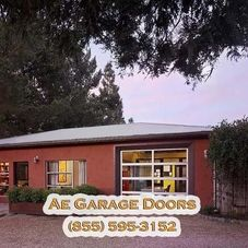Ae Garage Door Repair Chatsworth logo