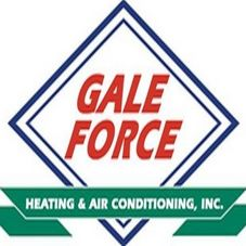 Gale Force Heating & Air Cond logo