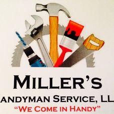 Miller's Handyman Service LLC logo