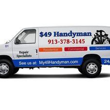$49 Handyman logo