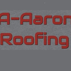 A-Aaron Roofing logo