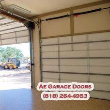 Ae Garage Door Repair Agoura Hills logo