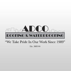 Adco Roofing, Inc. logo