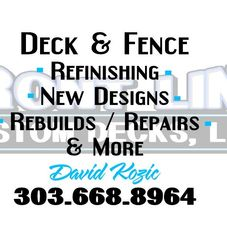 Front Line Custom Decks, LLC logo
