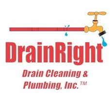 Drain Right Drain Cleaning & Plumbing, Inc logo