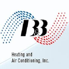 B & B Heating & Air Conditioning Incorporated logo