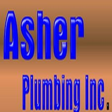 Asher Plumbing Inc logo