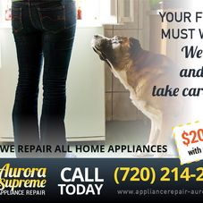 Aurora Supreme Appliance Repair logo