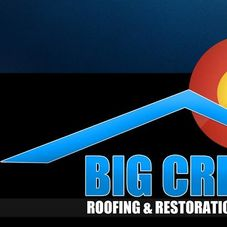 Big Creek Roofing & Restoration logo