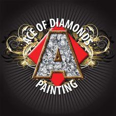 Ace of Diamonds Painting logo