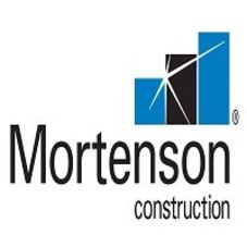 M A Mortenson Co. logo