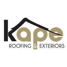 Kape Roofing & Gutters Inc logo