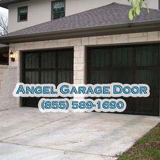 Angel Garage Door Repair Anaheim logo