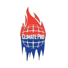 Climate Pro Heating & Cooling logo
