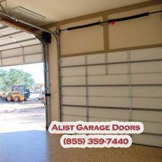 Alist Garage Door Repair Azusa logo