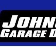 Johnson Garage Door logo