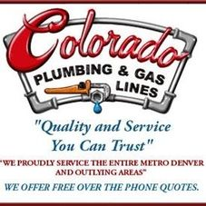 Colorado Plumbing And Gas Lines