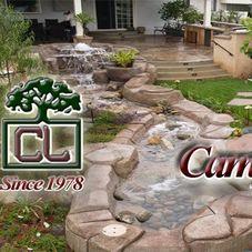 Campbell Landscapes logo