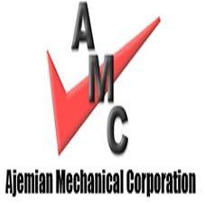 Amc Ajemian Mechanical Co. logo