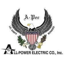 All-Power Electric, Inc. logo
