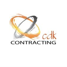 cdk Contracting logo