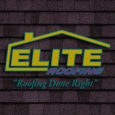 Elite Roofing logo