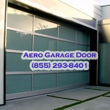 Aero Garage Door Repair Commerce logo