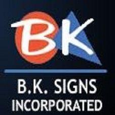 BK Signs, Inc logo