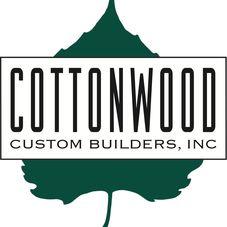Cottonwood Custom Builders, Inc. logo