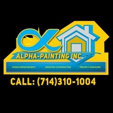 Alpha-Painting Inc. logo