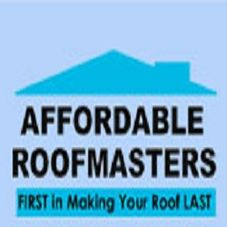 Affordable Roofmasters logo