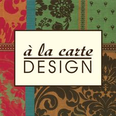a la carte DESIGN logo