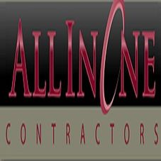 All In One Contractors logo