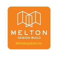 MELTON DESIGN BUILD (formerly Melton Construction) logo