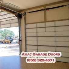 Amac Garage Door Repair Gardena logo