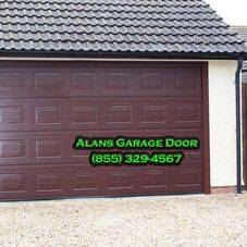 Alans Garage Door Repair Montebello logo