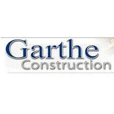 Garthe Construction Company logo