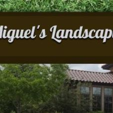 Miguel's Landscaping And Construction logo