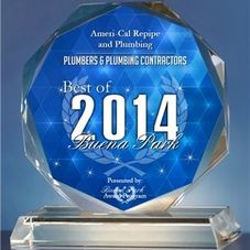 Ameri-Cal Repipe & Plumbing logo
