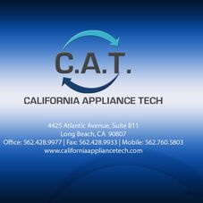 California Appliance Tech, Inc. logo