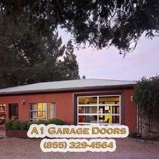 A1 Garage Door Repair Glendale logo