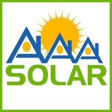 AAA Solar Construction logo