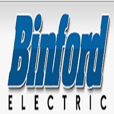 Binford Electric logo
