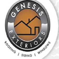 Genesis Exteriors logo