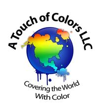 A Touch of Color Painting logo
