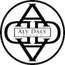 Aly Daly Design logo