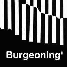 Burgeoning logo
