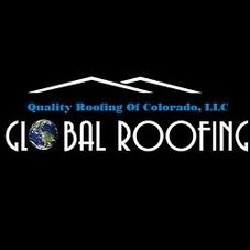 Global Roofing logo