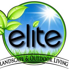 Elite Landscape & Outdoor Living logo