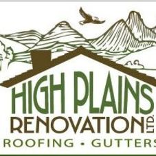 High Plains Renovation logo